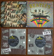 "Beatles Magical Mystery Tour ISRAELI Press PS 7"" EP 1ST Orig Yellow Parlophone"