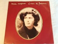 "Mike Oldfield 12"" - Crime of Passion. Excellent Condition."