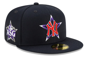 New Era 59Fifty New York Yankees 2021 MLB All-Star Fitted Hat (Navy) MLB Cap