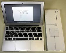 "Apple MacBook Air 11"" A1465 2.0GHz Core i7 8GB RAM 256GB SSD 10.12 macOS Sierra"