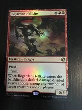 MTG MAGIC ICONIC MASTERS - BOGARDAN HELLKITE (NM) FOIL