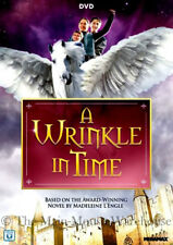 Madeleine L'Engle The Wonderful World of Disney A Wrinkle In Time TV Movie DVD