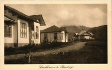 INDONESIA PC DUTCH INDIES - Landhuizen te Brastagi (a1690)