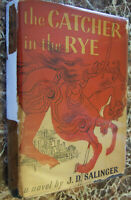 1951~ Catcher In the Rye, TRUE First Edition~with J D Salinger First Dust Jacket
