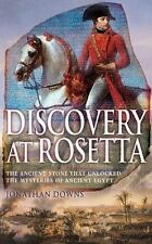 Discovery at Rosetta: The Stone that Unlocked the Mysteries of Ancient-ExLibrary