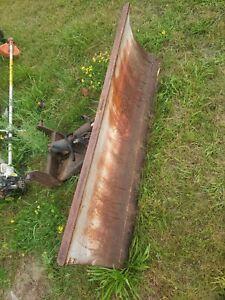 """John Deere 140 316 317 318 322 330 332 54""""  hydraulic snow plow in ny"""