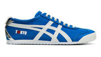 Onitsuka Tiger Mexico 66 Trainers White Directoire Blue - Tokyo Asics Shoes