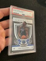 Zion Williamson PANINI PRIZM Rookie PSA 9 MINTY MINT #51 Card FIGHT INFLATION NR