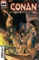 Conan The Barbarian #7 Marvel Comic 2019 1st Print unread NM Ribic Cover