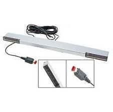 Nintendo Wii / Wii U Ersatz-Sensorleiste, mit Kabel, freistehend