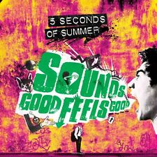 5 Seconds of Summer - Sounds Good Feels Good Target Exclusive - Red Cover Deluxe