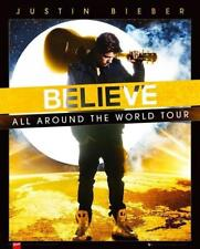 Justin Bieber : Believe World Tour - Mini Poster 40cm x 50cm new and sealed