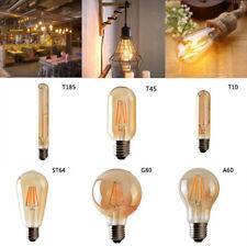 Dimmable E27 4W LED Light Bulb Lamp Vintage Retro Filament Edison Durable Bulbs