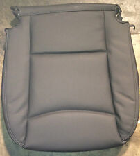 *NEW* BMW ( E90 / E91 ) Schwarz Front Seat Upholstery & Cover ( Fits 335D )