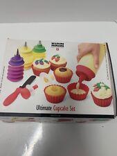 Ultimate Cupcake Set by Kuhn Rikon Switzerland