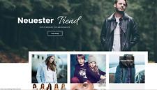 Webshop - Mode für die Familie - 2753 Artikel - Wordpress Amazon Affiliate
