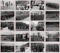 111 Stücke Altes Foto Zweiter Weltkrieg Deutschland Heer Soldat Panzer Armee pF