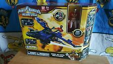 NEW Power Rangers Megaforce Gosei Jet with Red Ranger