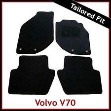 VOLVO V70 Mk1 1996-2000 Tailored Fitted Carpet Car Floor Mats BLACK