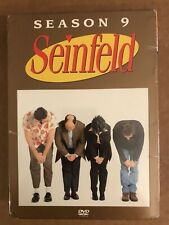 Seinfeld - The Complete Ninth TV Season 9 - DVD, 2007, 4-Disc Set Comedy NEW