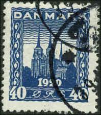 Denmark Scott #160 Used  Cats $11.50