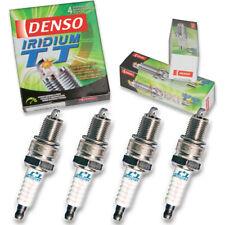 4pc Denso 4708 Iridium TT Spark Plug for IW16TT IW16TT Tune Up Kit aa