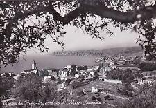 S.STEFANO AL MARE (Imperia) - Riviera dei Fiori - Panorama