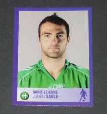 N°375 SABLE AS SAINT-ETIENNE ASSE VERTS PANINI FOOTBALL FOOT 2006 2005-2006