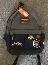 BNWT Superdry Super Dry Backpack Rucksack STUNNING! NEW! FAST FREE POST