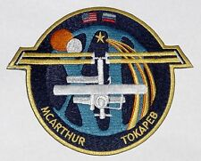 Aufnäher Patch Raumfahrt ISS Expedition 7  12  Sojus TMA-7 .........A3142