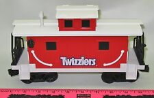 Lionel new Twizzlers G-Gauge caboose hershey