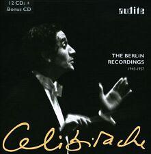 Sergiu Celibidache: The Berlin Recordings, 1945-1957, New Music