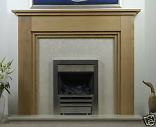 OAK FIREPLACE SURROUND CAN BE MADE TO MEASURE