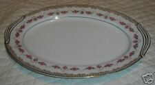 NORITAKE CHINA RIDGEWOOD  OVAL SERVING PLATTER