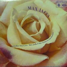 Max Jaffa(Vinyl LP)The Melodies Linger On-Classics For Pleasure-MFP 1165-UK-VG+/