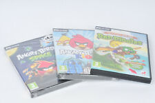 Angry Birds 3 Game Bundle for PC - Rio - Space - Bad Piggies