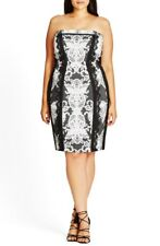 ~CITY CHIC XS-14 LACE AFAIR DRESS (BNWOTs)  RRP $179.95 *FREE POST*