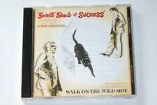 Sweet Smell of Success / Walk on the Wild Side - Elmer Bernstein Soundtrack CD