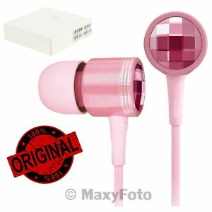 XIAOMI AURICOLARE ORIGINALE STEREO PISTONS 2 iN-EAR PINK SPECIAL EDITION JACK