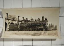 Virginia & Truckee Railroad: Engine 26: Vintage Train Photo