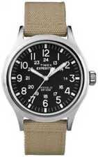 Orologi da polso Classico con cinturino in tessuto con cronografo
