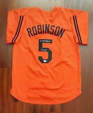 Brooks Robinson Autographed Signed Jersey Baltimore Orioles JSA