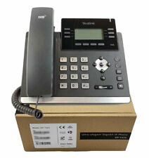 Yealink SIP-T42S Gigabit HD IP Phone - Brand New, 1 Year Warranty
