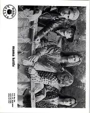 RARE Original Press Photo of Mama Kettle an Alternative Rock Band