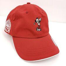84fb7c01 Disney Arnold Palmer Mickey Mouse Disneys Palms Magnolia Red Adjustable Hat  Cap