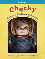 Chucky: The Complete 7-Movie Collection(Blu-ray)(Region Free)