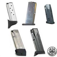 Beretta OEM Semi-Auto Handgun Various Pistol Mags Gun Magazine 6 7 8 10 Round RD