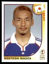 Panini World Cup Korea/Japan 2002 - Hidetoshi Nakata Japan No. 541