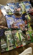 Star Wars: Power Of The Force - Action Figures  (New) Lot of 11.mixster