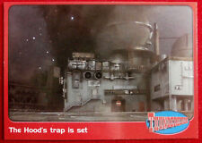 THUNDERBIRDS - The Hood's Trap is Set - Card #62 - Cards Inc 2001